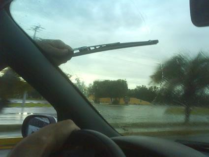 Dead Windshield Wipers