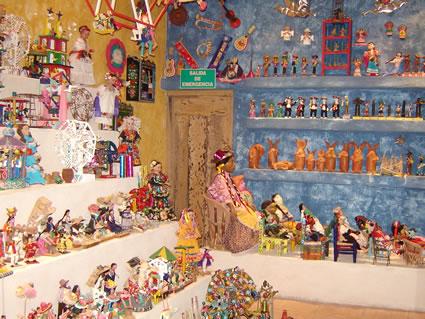 Cancun's Folk Art Museum