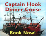 Captain Hook Dinner Cruise